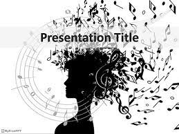 powerpoint music template free mershia info