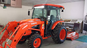 kubota l3560 grand l60 series diesel tractor in the baltimore and
