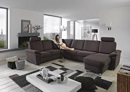 wohnlandschaft u form mit schlaffunktion wohnlandschaft b ware ecksofa francisco sofa polsterecke