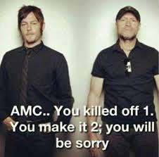 Daryl Walking Dead Meme - walking dead daryl merle dixon zombies lol meme everything