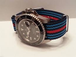 martini stripe nato strap martini porsche racing stripes 911 964 965 993 991 997