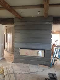 modern metal fireplace surround nak designs