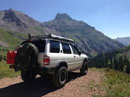 nissan 2000 4x4 my 2001 pathfinder r50 mild budget build expedition portal