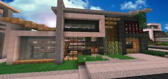 contemporary modern house wip contemporary modern house minecraft by andrewvtw on deviantart