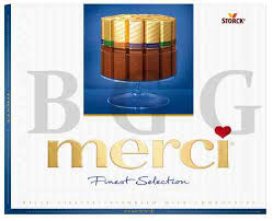 where to buy merci chocolates storck merci finest selection assorted milk chocolates 250