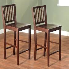Bar Stool With Arms And Back Stools Black Bar Stools With Back Support Amisco Bean Swivel