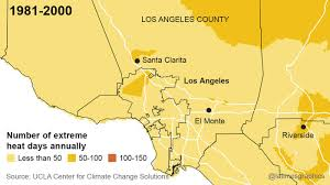 louisiana map global warming even in l a warming climate may be the next big