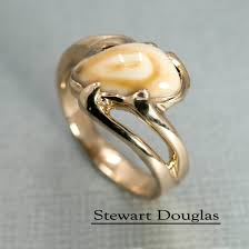 ivory ring elk ivory ring dale s jewelers
