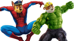 paw patrol spider man hulk coloring pages spider man coloring