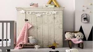 chambre bébé romantique chambre bebe couleur taupe gris et bleu ambiance romantique
