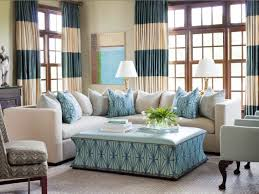 Coastal Livingroom by Elegant White And Turquoise Coastal Living Room 49957 House