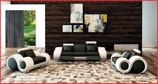 ensemble de canapé canaper noir et blanc 137267 deco in ensemble canape cuir