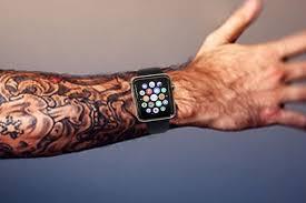 apple watch tattoo gate confession tech giant admits gadget won u0027t