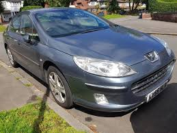 peugeot 407 price used 2005 peugeot 407 hdi se for sale in warickshire pistonheads