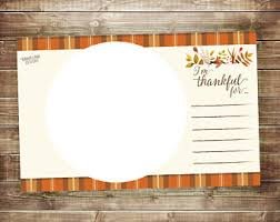 thankful placemats printable placemats etsy
