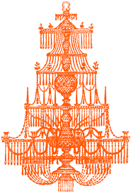 vintage halloween pictures chandeliers the graphics fairy