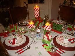 christmas dinner table setting ideas 2016 christmas u0026 holiday