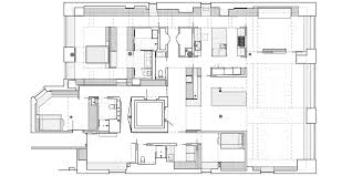 floor plan drafting res4 resolution 4 architecture eun residence