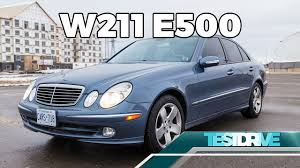 Mercedes Benz E 2003 2003 Mercedes Benz E500 Full Tour U0026 Review W211 Testdrive