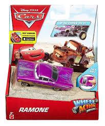 cars characters ramone disney pixar cars wheel action drivers wild wheels ramone