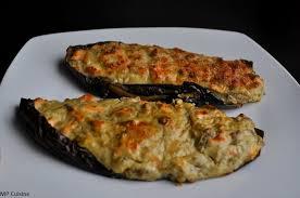 cuisine des aubergines aubergines farcies au saumon au boursin mp cuisine
