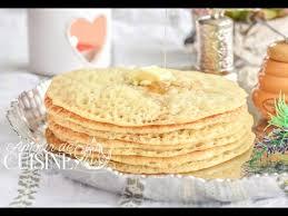 recette amour de cuisine recette de baghrir express facile crêpes à mille trous inratable