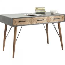 Schreibtisch 1 Meter Schreibtisch X Factory 3schubkästen Kare Design