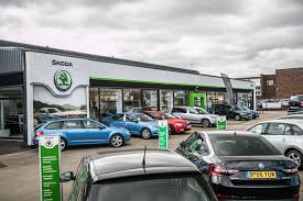 skoda johnsons expands in liverpool johnsons skoda liverpool