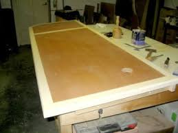 fabrication d un bureau en bois fabriquer le plateau de bois d un bureau bois com