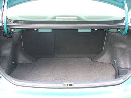 trunk space toyota corolla the trunk space is member s gallery ancient clan
