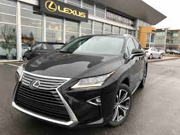 lexus dealer quebec used 2017 lexus rx 350 luxury navigation for sale in montreal