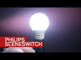 do you need special light bulbs for dimmer switches you don t need a dimmer to dim the philips sceneswitch led youtube