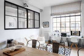 Home Office With Sofa Interiors Nordic Scandinavian Interior Features Small Home Office