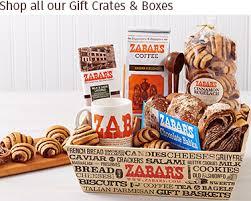 zabar s gift basket gift baskets boxes zabar s