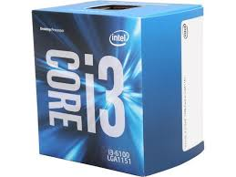 pc bureau intel i3 intel i3 6100 3m 3 7 ghz lga 1151 bx80662i36100 desktop