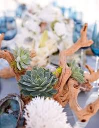 driftwood centerpieces wedding centerpieces