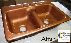Cast Iron Sink Restoration Project Hometalk - Kitchen sink paint
