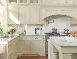 class off white kitchen