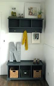wall ideas cute idea for the end of a hallway corner wall shelf