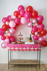 Table Decorating Balloons Ideas Best 25 Valentines Balloons Ideas On Pinterest Valentine Mini