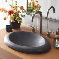 cuyama nativestone bathroom sink native trails