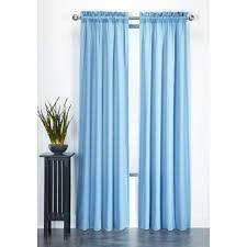 Bright Blue Curtains Living Room Interior Living Room Bright Blue Metalic Curtain For