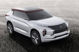 mitsubishi sports car white triple play mitsubishi gt phev concept revealed at paris 2016 by
