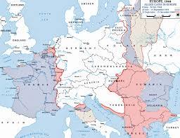 Map Pf Europe by Maps Europe Before World War Two 1939 Diercke International Wwii