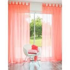Sheer Coral Curtains No 918 Maddie Sheer Rod Pocket Curtain Panel Rod Pocket
