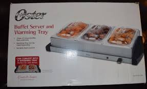 Oster Buffet Warmer by Oster Buffet Server Food Warming For Sale Classifieds