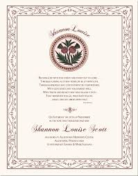 marriage certificates wedding certificate quaker marriage