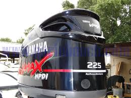 used yamaha 225 hp hpdi vmax 2 stroke outboard motor for sale