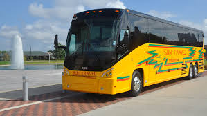 travel bus images Houston charter bus rentals buses for group trips beaumont jpg