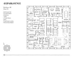 Powder Room Layouts 432 Park Avenue Reveals A 95th Floor 82m Penthouse Curbed Ny